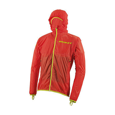 Camp Full Protection Jacket Giubbino Running Uomo 2504 Arancio