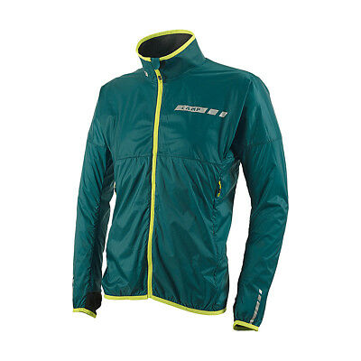 Camp Fast Jacket Green Blue Giubbino Running Uomo 2508 Green