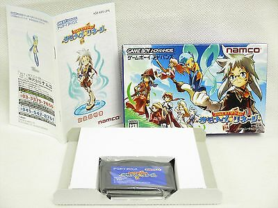 Tales Of The World Summoners Lineage GOOD Game Boy Advance Nintendo gba