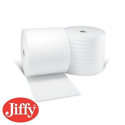 JIFFY FOAM WRAP x 1 Roll of 500 mm x 100 M x 1.5 mm  Underlay Packaging 24h Del