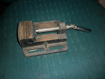 BENCH DRILL CLAMP VICE PRESS - can post - HEAVY DUTY