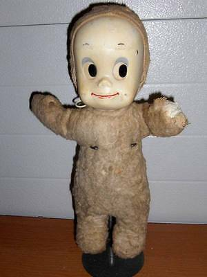 "Unbranded ~ RARE Vintage Stuffed Casper the Friendly Ghost 15"" TALKS"