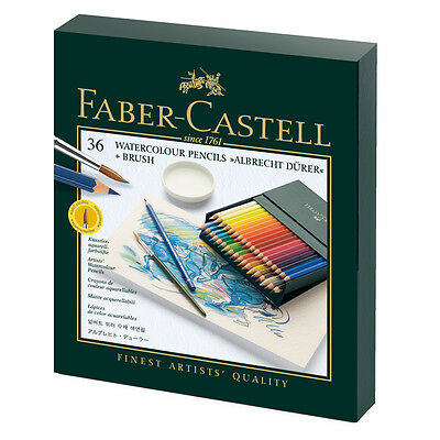 Faber Castell Albrecht Durer Watercolour Pencil Gift Box Set of 36