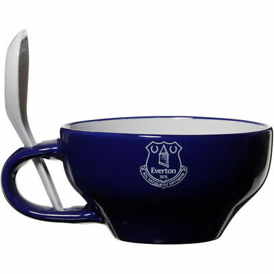 Everton Bowl and Spoon Set - International Clubs