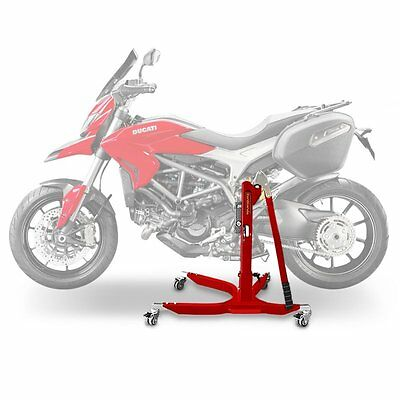 Motorrad Lift ConStands Power RB Ducati Hyperstrada 13-15 Zentrallift