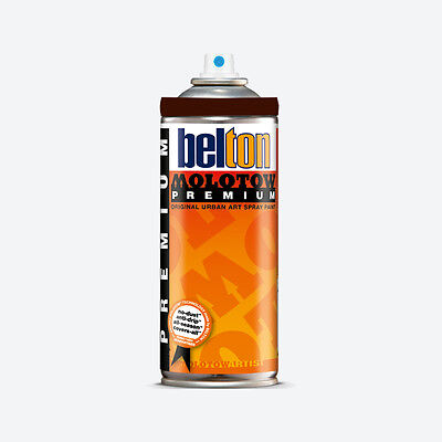 Molotow : Belton Premium Spray Paint : 400ml : Geser Black Red 021