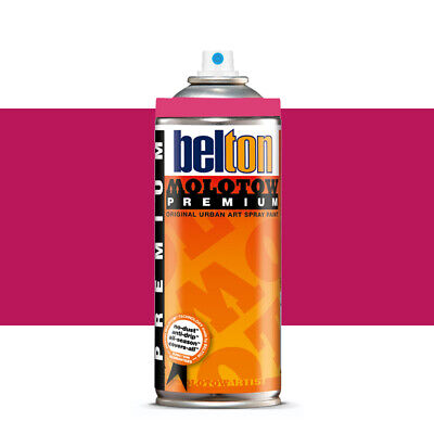 Molotow : Belton Premium Spray Paint : 400ml : Telemagenta 060