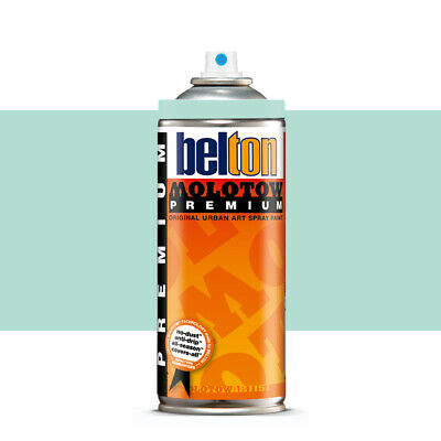 Molotow : Belton Premium Spray Paint : 400ml : Baby Blue 117 : By Road Parcel On