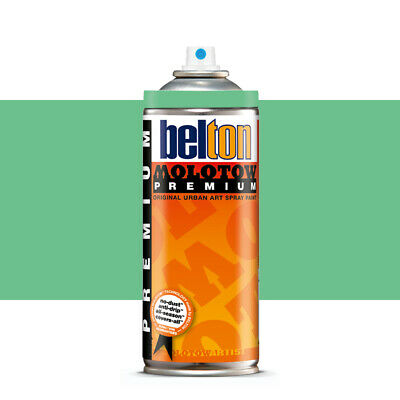 Molotow : Belton Premium Spray Paint : 400ml : Calypso Middle 138 : By Road Parc