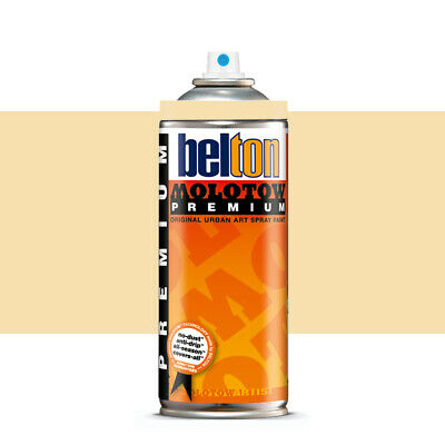 Molotow : Belton Premium Spray Paint : 400ml : Sahara Beige Light 189