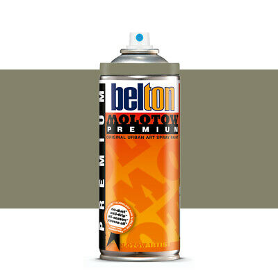 Molotow : Belton Premium Spray Paint : 400ml : Stone Grey Middle 212