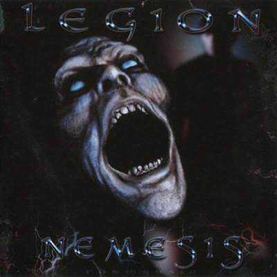 LEGION - Nemesis HEAVY / HARD ROCK