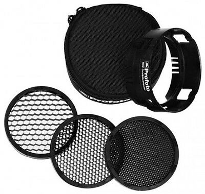 Profoto Ocf Grid Kit Per B1 B2 Set Da Griglie 3 Per Luce Flash 101030