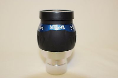 Meade Instruments Ultra Wide Angle Telescope Eyepiece - 5.5mm