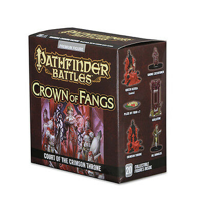 Pathfinder Battles - Crown of Fangs Court of the Crimson Throne