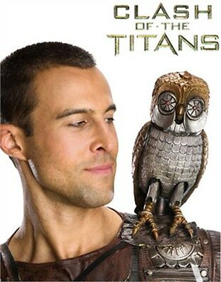 Clash of the Titans Costume Accessory Toy Bubo Mechanical Owl
