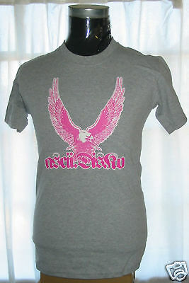 ASCII DISKO Eagle promo T-shirt - new [small]