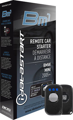 IdataLink ADS-BM1 iDataStart T-Harness Remote Start for 2005-2013 BMW & Mini