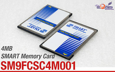 Flash Card 4Mb Smart Sm9Fcsc4M001 Cisco Router Dram Pcmcia 1000-Series 1003 1006