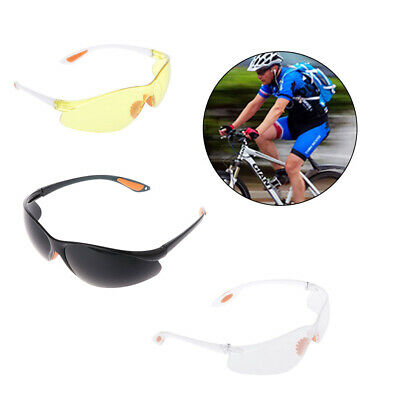 Eye Protection Protective Safety Riding Goggles Glasses Work Lab Dental