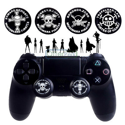 Special Limited New 4 Pcs Silicone Thumbsticks Grips for PS4 Xbox One Controller