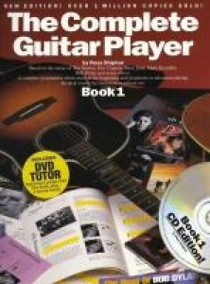 The Complete Guitar Player Book 1 - New Edition 9781849385350 (Paperback, 2010)