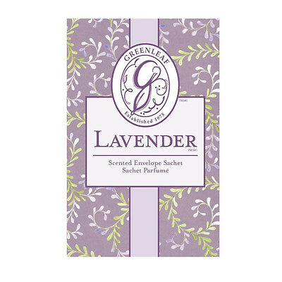 Greenleaf Extra Large Scented Hanging Fragrance Sachet 230ml - Lavender