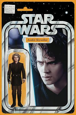 Star Wars Darth Vader #1 JTC EXCLUSIVE Anakin Skywalker Action Figure Variant