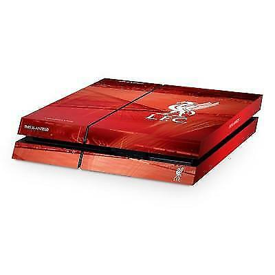 NEW! InToro Official Playstation 4 PS4 Console Skin Liverpool