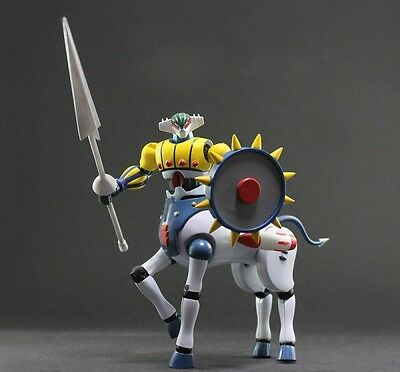 EVOLUTION TOY DYNAMITE ACTION S X METAL ACTION KOTETSU JEEG with PANTHEROID SET