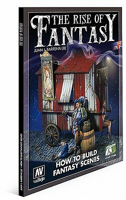 Vallejo Paints: The Rise of Fantasy by Juan J Barrena