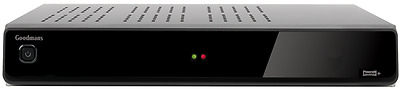 Goodmans 320GB/200 Hours Twin Tuner Digital Freeview+ DTR TV Recorder *CLR-14229