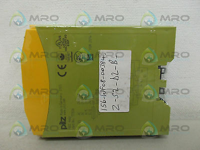 Pilz Pnozmo4P Safety Relay *new In Original Package*