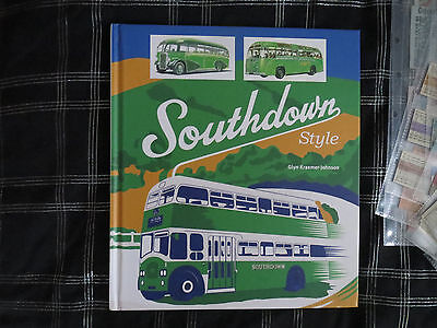 Southdown Bus  60s 70s tickets + photocards. + Deckchair tickets. Eastbourne
