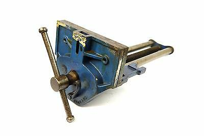 Vintage Record No. 52 1/2 D Woodworking Vice - With Quick Release