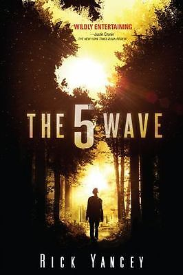 The 5th Wave 1 by Rick Yancey HARDCOVER alien invasion