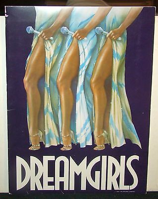 Dreamgirls Souvenir Journal, 1980s