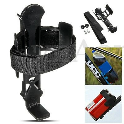 Adjustable Bicycle Cycling Mountain Bike Drink Water Bottle Holder Cage Rack MTB
