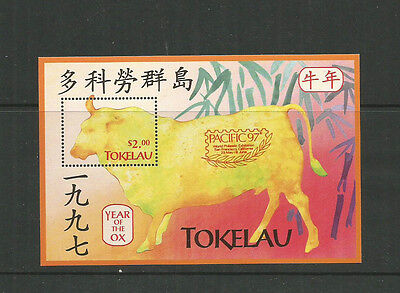 Tokelau Topical Scott 237B Mnh Scv $8
