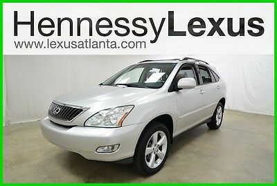 2008 Lexus RX Base Sport Utility 4-Door 2008 Used 3.5L V6 24V Automatic FWD SUV Premium