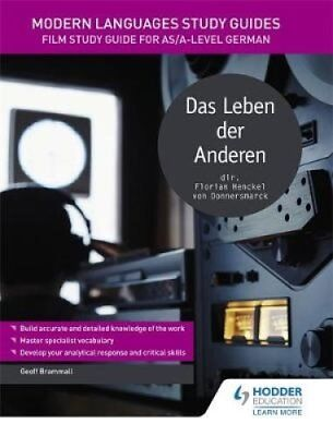 Modern Languages Study Guides: Das Leben der Anderen: Film Study Guide for...