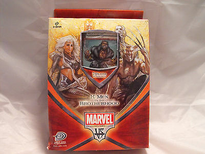 Vs System X-Men Vs The Brotherhood 2-Player Starter Set