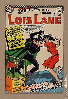 Superman's Girlfriend Lois Lane (1958) #70 GD/VG 3.0
