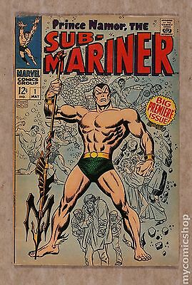Sub-Mariner (1968 1st Series) #1 GD/VG 3.0