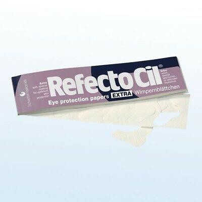Refectocil Eyelash Sheets 80 Pieces Extra Soft