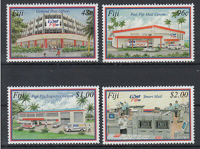 Fiji. 2003 New Mail Centre set of 4 stamps.Sg1186-1189.MUH.High retail. Cheap