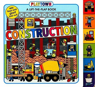 Construction by Roger Priddy 9781783412419 (Board book, 2015)
