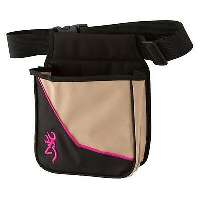 Browning 121040392 Cimmaron II Shell Pouch For Her Black