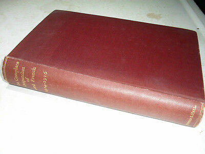 The Complete Despatches Of Lord French 1914-1916 1St Ltd Edition 1917 248/500