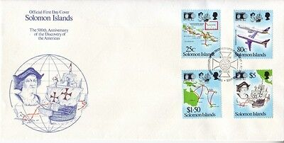 Western Samoa - Special Events, Views, & Anniversaries (5no. FDC's) 1976-92